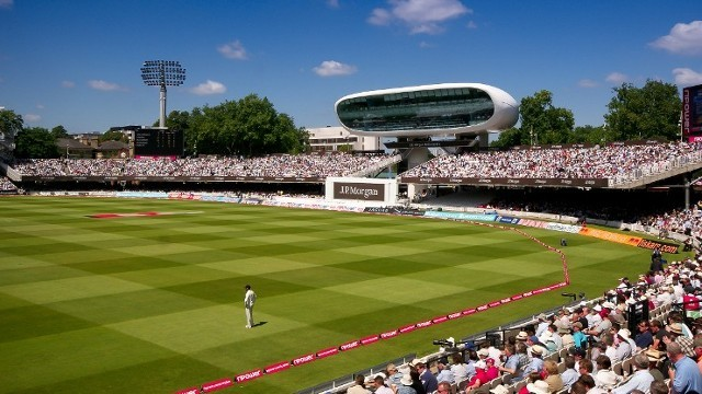 Five games at the ICC Cricket World Cup 2019 will be played at Lord's Cricket Ground. Image courtesy of the MCC.