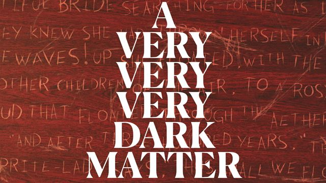 A Very Very Very Dark Matter at The Bridge Theatre. Image courtesy of Premier PR.