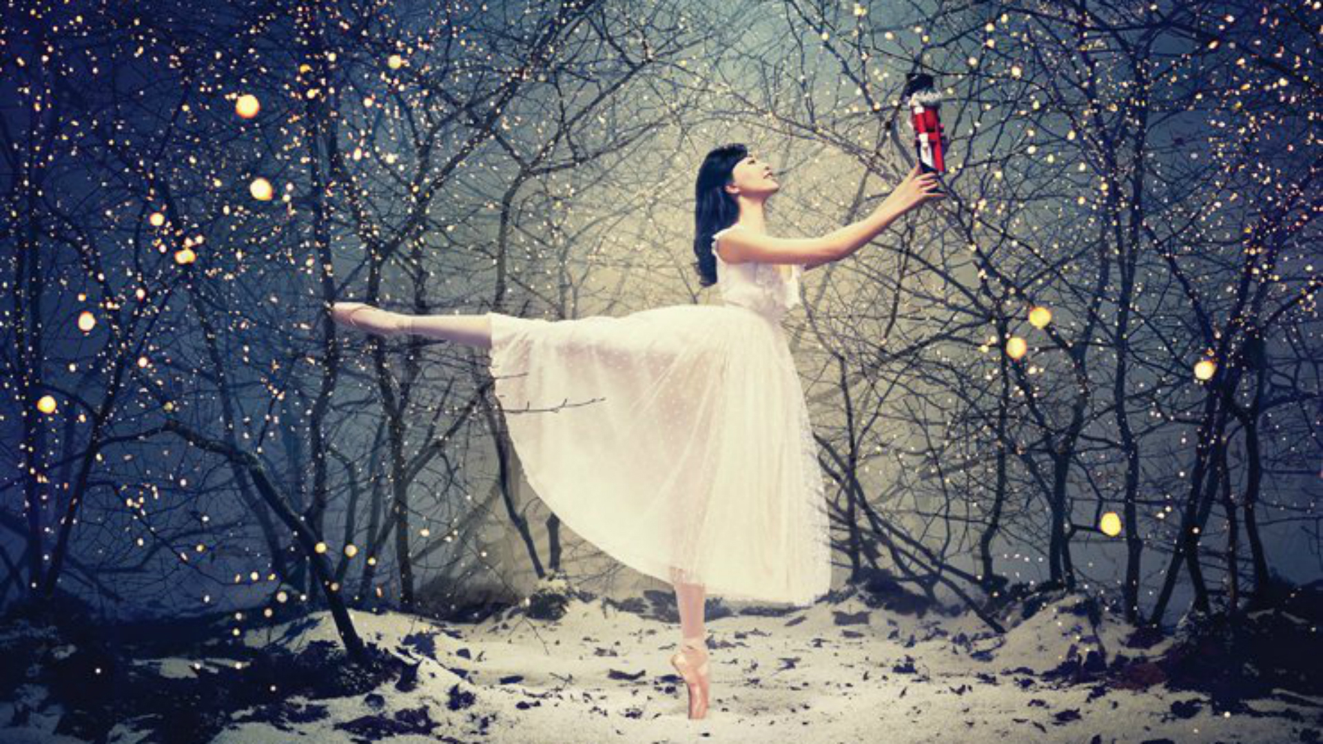 English National Ballet's The Nutcracker at the London Coliseum. Image courtesy of English National Ballet.