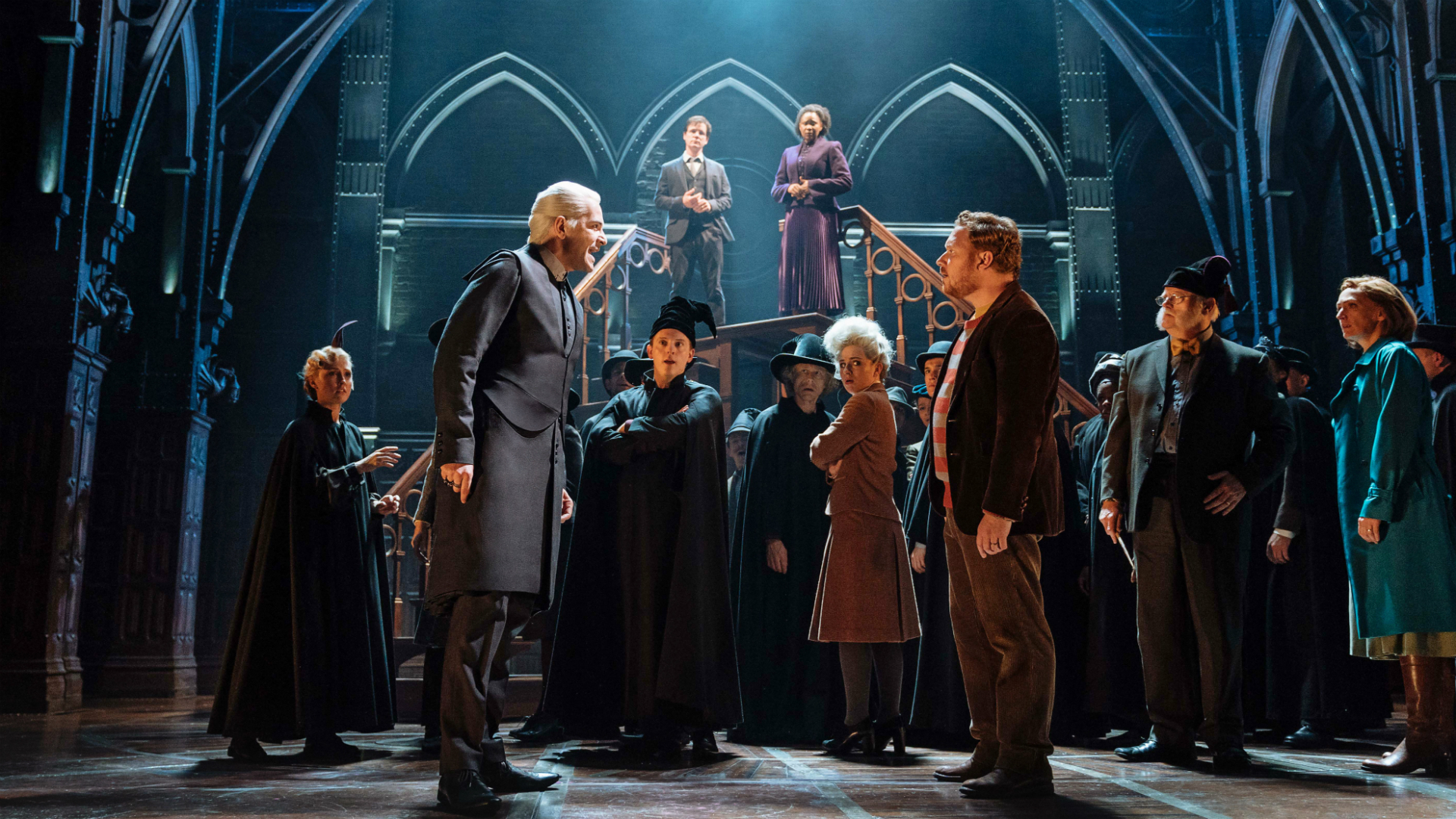 harry potter comes to the londons west end stage kids