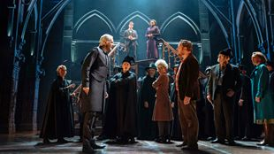 Harry Potter and the Cursed Child at the Palace Theatre. Credit: Manuel Harlan. Image courtesy of Premier PR.