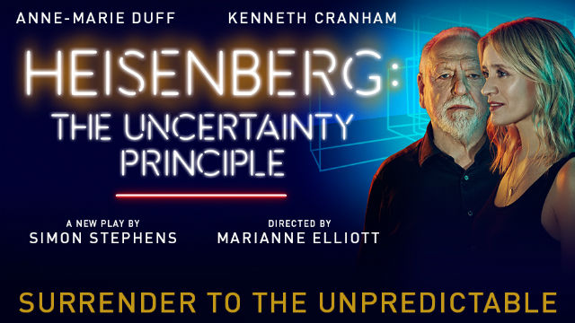 Heisenberg: The Uncertainty Principle at Wyndham's Theatre