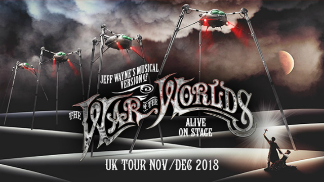 Jeff Wayne's The War of the Worlds - Alive on Stage at The O2