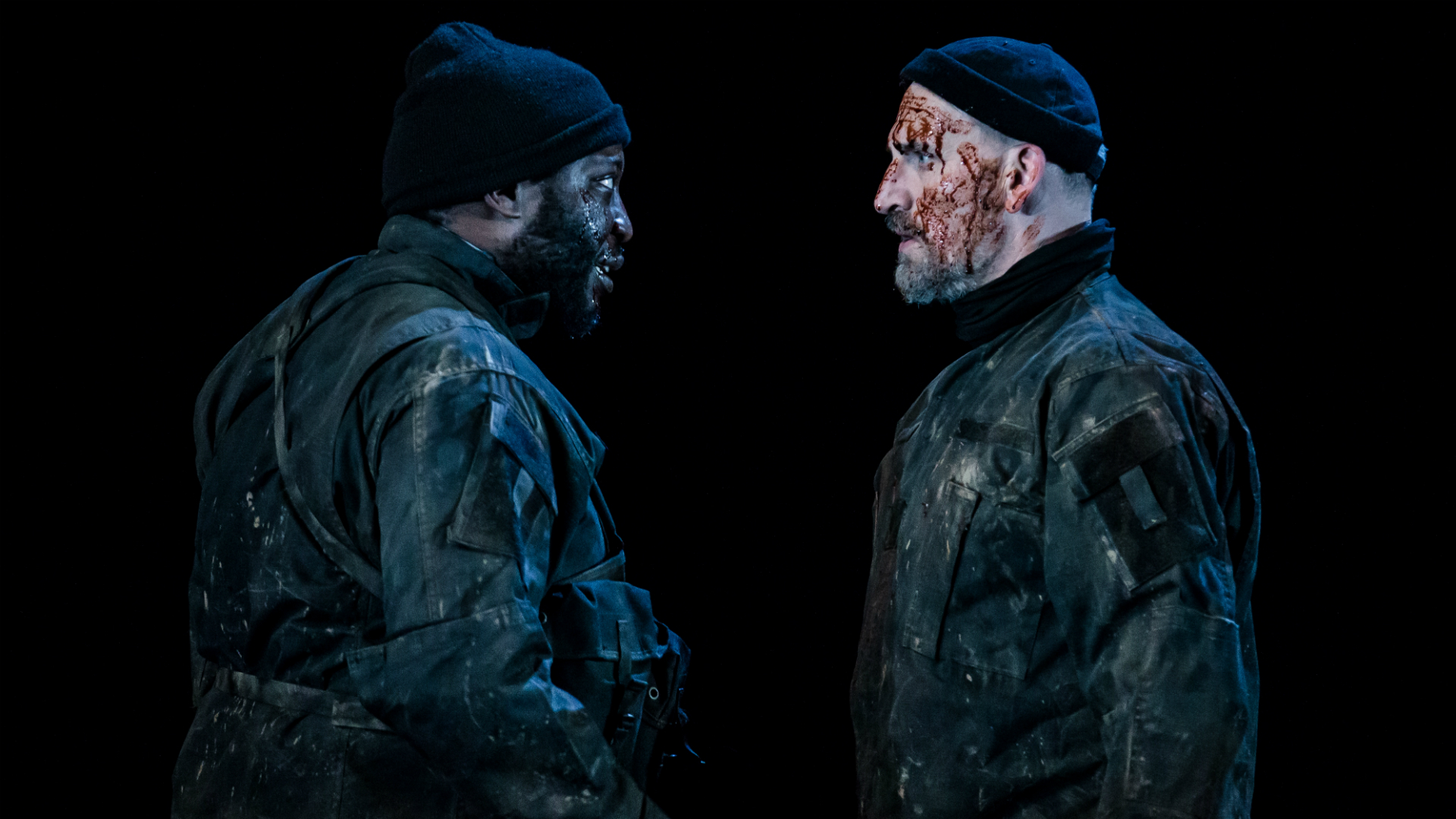 Macbeth at the Barbican. Credit: Richard Davenport. Image courtesy of Royal Shakespeare Company.