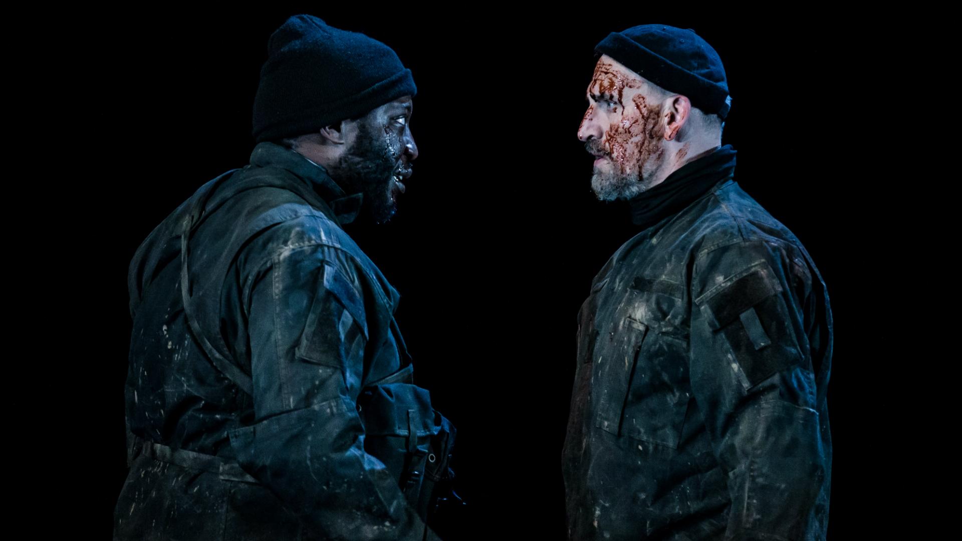 Macbeth at the Barbican. Credit: Richard Davenport. Image courtesy of Royal Shakespeare Company.