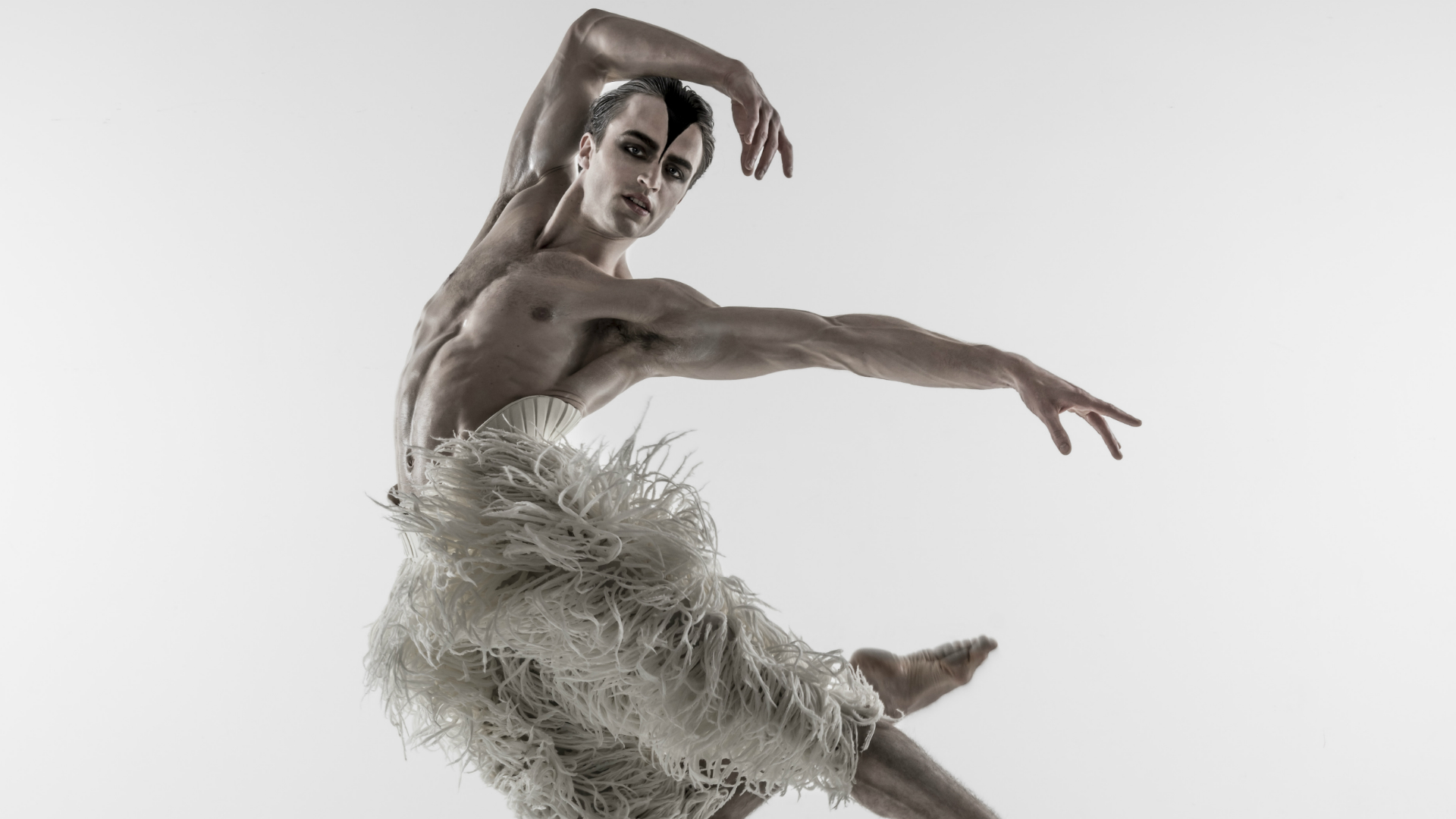 Matthew Bourne's Swan Lake at Sadler's Wells. Image courtesy of Raw PR.