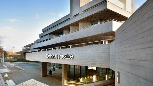 National Theatre. Credit: Philip Vile