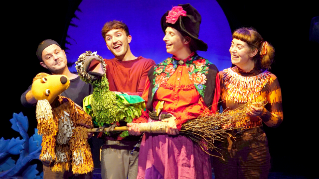 Room on the Broom at the Lyric Theatre.