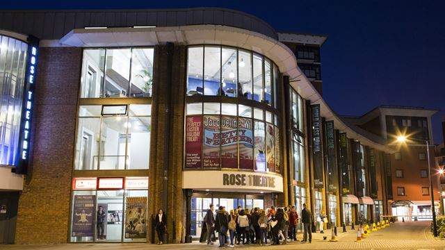 Rose Theatre Kingston. Image courtesy of Rose Theatre Kingston.