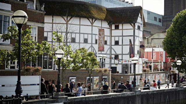 Shakespeare's Globe. Credit: John Wildgoose