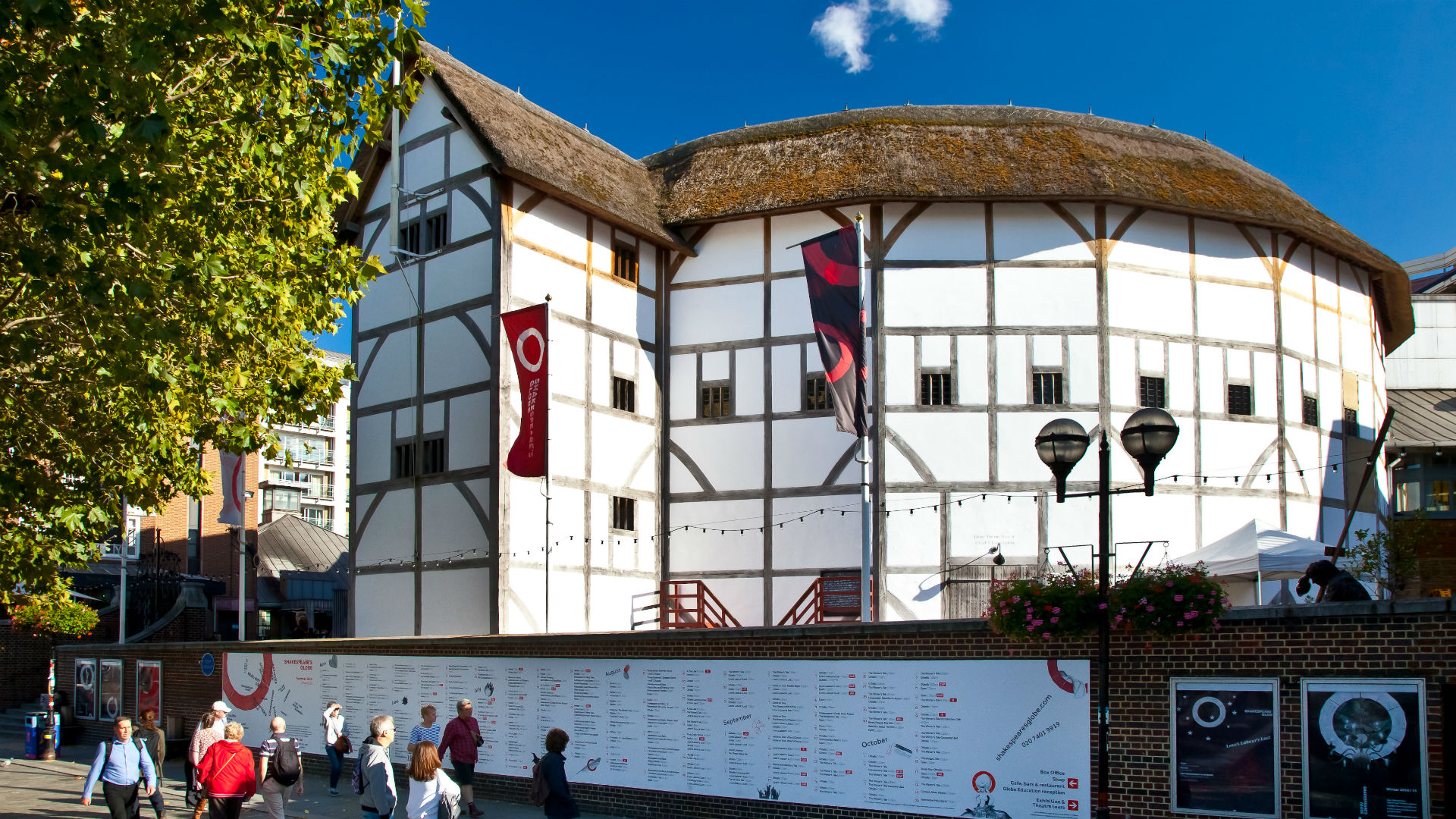 Summer Season 2019 at Shakespeare's Globe