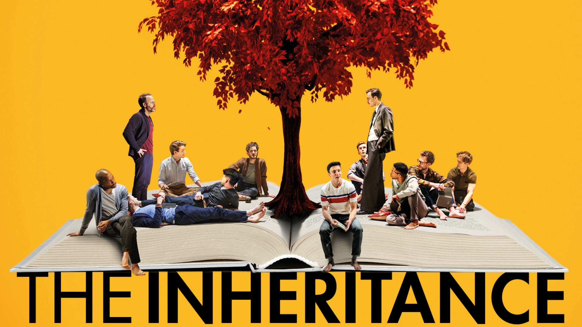 The Inheritance at the Noël Coward Theatre. Image courtesy of The Corner Shop PR.