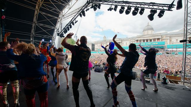 Events In London June 2020.West End Live 2020 At Trafalgar Square Theatre Festival