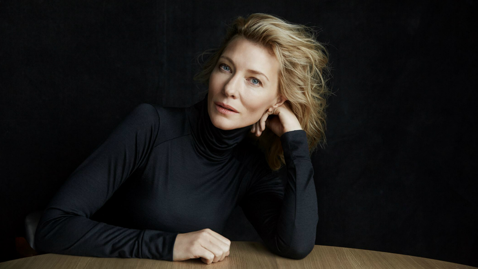 Cate Blanchett stars in When We Have Sufficiently Tortured Each Other. Credit: Steven Chee. Image courtesy of National Theatre