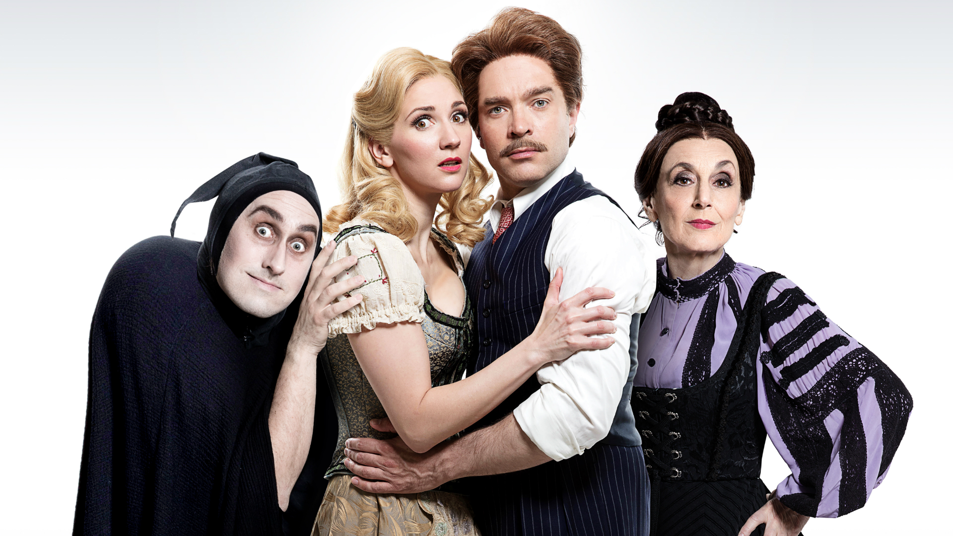 Young Frankenstein at Garrick Theatre. Image courtesy of Target Live.