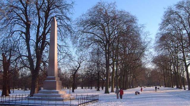 Kensington Gardens A Royal Park Large Park Visitlondon Com