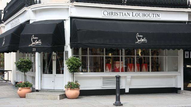 christian louboutin paris shop address