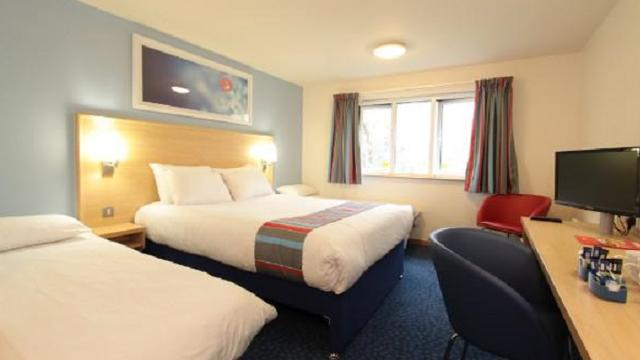 Travelodge London Liverpool Street Hotel Hotel