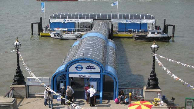 Hotels Near Festival Pier London