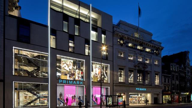 Primark Oxford Street Tottenham Court Road - Fashion Shop ...
