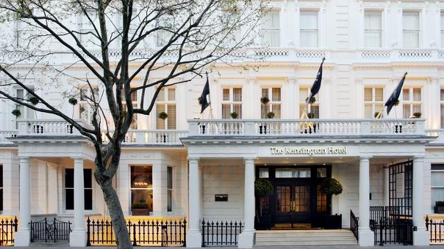 Kensington Rooms Hotel London Booking