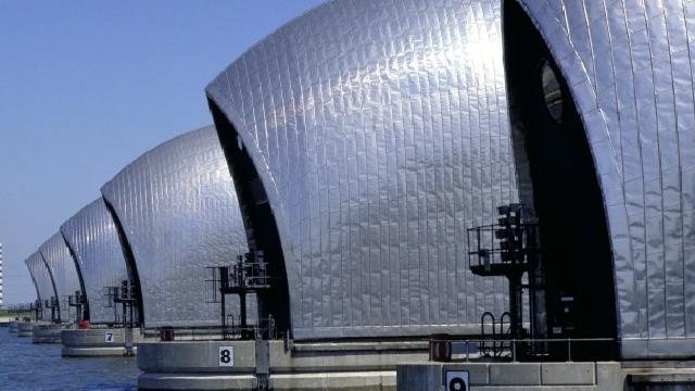 Thames Barrier Information Centre - London Attraction