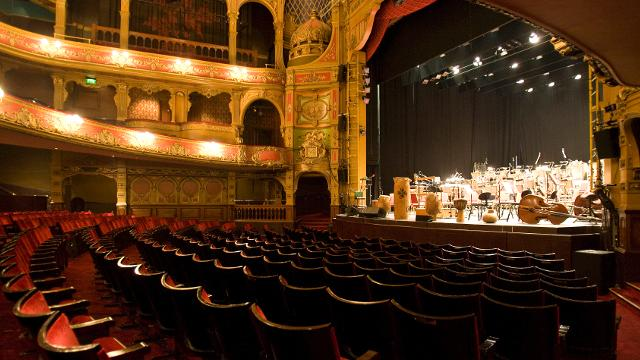 Hackney Empire Theatre Theatre Visitlondon Com