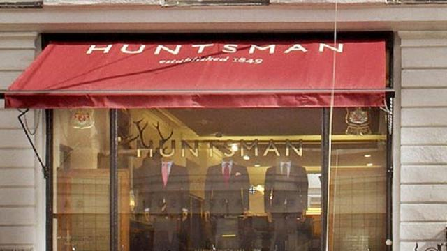 H Huntsman Amp Sons Tailor Amp Bespoke Business London