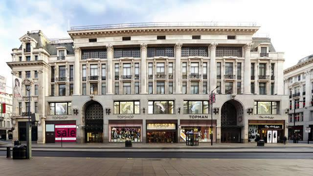Topshop and Topman : Topshop Flagship Store