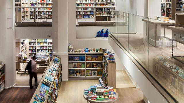 Foyles Bookshop At Charing Cross Road Books