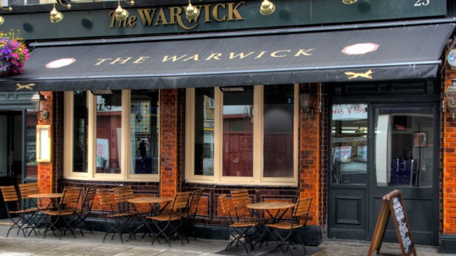 The Warwick Pimlico Pub Business London
