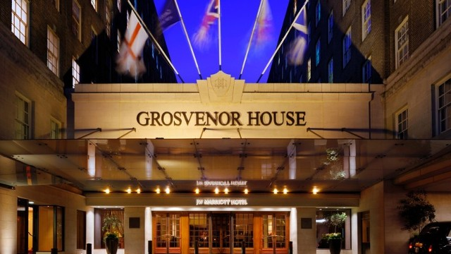 Grosvenor House A Jw Marriott Hotel Hotel Visitlondon Com