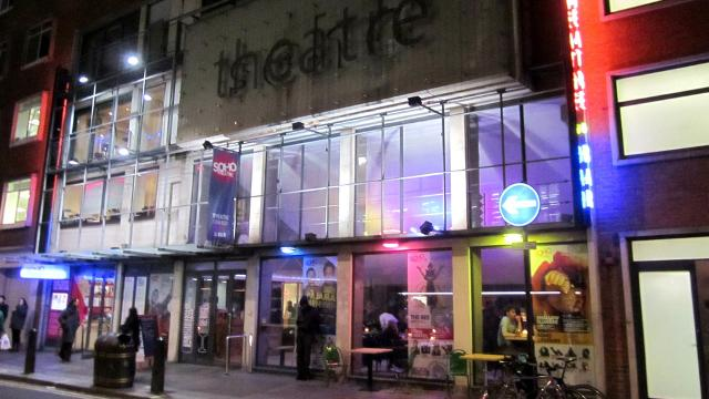 soho theatre  u0026 writers centre - theatre