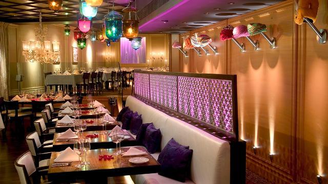 London Indian Restaurant Veeraswamy