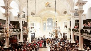 Christmas Concerts And Carols At St Martin In The Fields