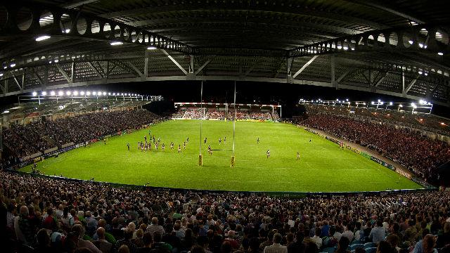 The Twickenham Stoop Sports Ground Amp Stadium