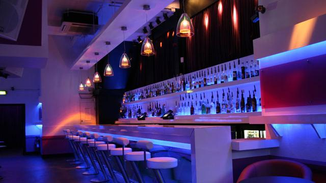 Nightclub Interior Design Ideas