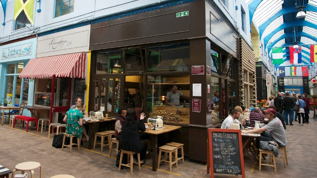 Brixton Village Coffee Shop