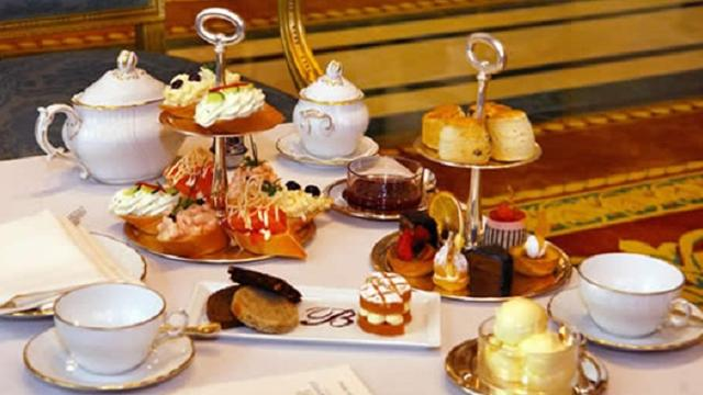 Afternoon Tea At The Bentley Afternoon Tea Visitlondon Com