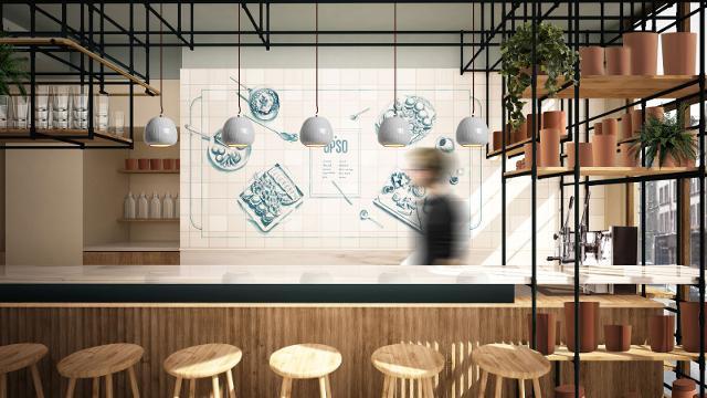 Baker Street Restaurant Amp