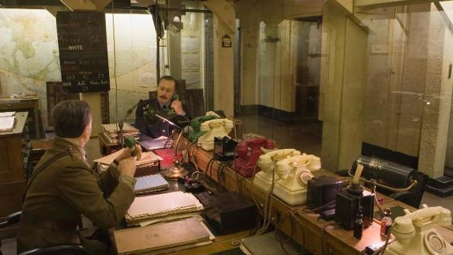 Churchill War Rooms Sightseeing Visitlondon Com