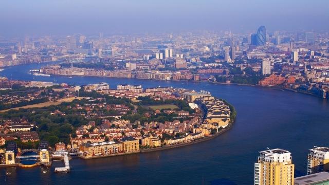 The River Thames Sightseeing Visitlondon Com
