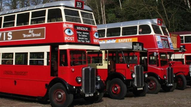 London Bus Museum Museum Visitlondon Com