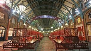 Covent Garden Market Shopping Visitlondon Com