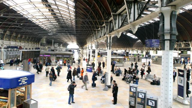 Paddington Railway Station London Bahnhof Visitlondon Com