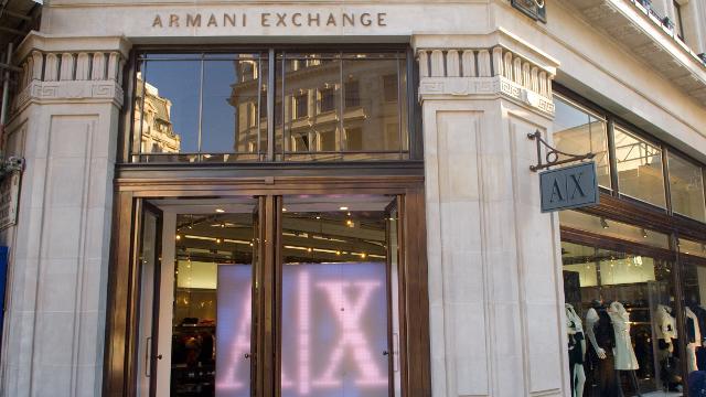 0b956269490 Armani Exchange - Fashion Shop - visitlondon.com