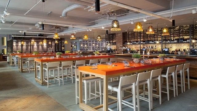 Bank Restaurant London
