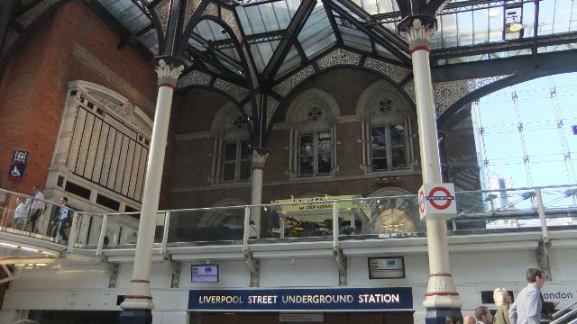 Hotels Near Liverpool Street Station London