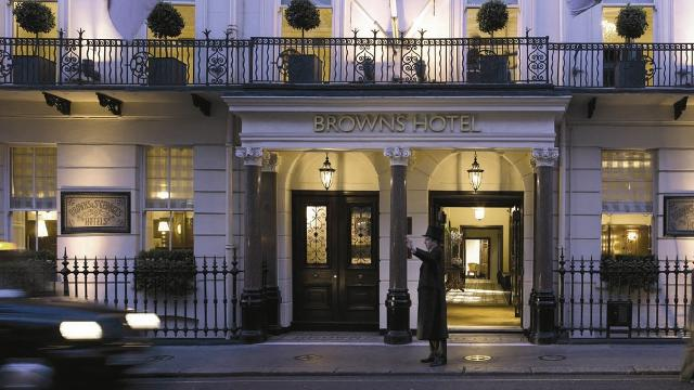 Image result for Brown's Hotel London