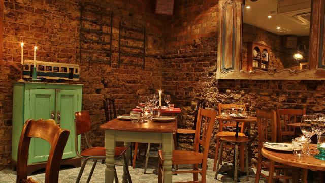 blanchette - french restaurant